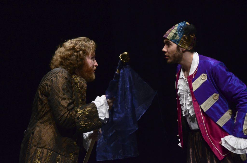 Le Molière improvisé
